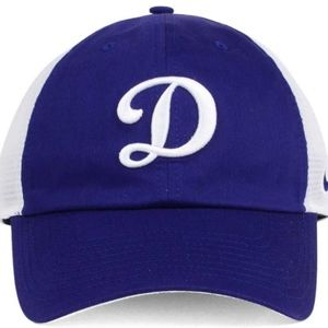 35b45da93 Womens Los Angeles Dodgers Nike MLB Dri-Fit Mesh Boutique